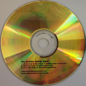 snowstorm promo cd